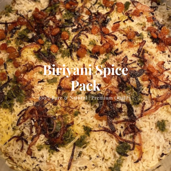 biriyani spice pack